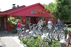 Fahrradverleih Brigitte